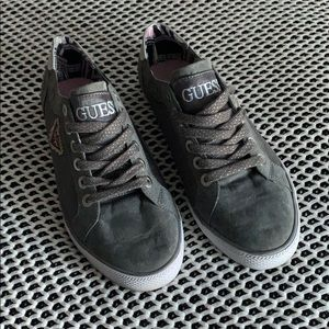 Guess Tie Fashion Sneakers